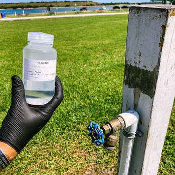 Brevard County Drinking Water Tests (24