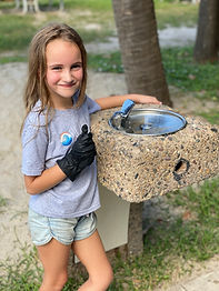 Testing water fountains in florida.HEIC