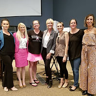 Erin Brockovich and Satellite High School Florida Cancer Survivors.jpg