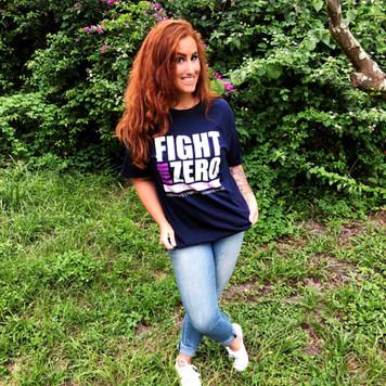Fight for zero stel bailey