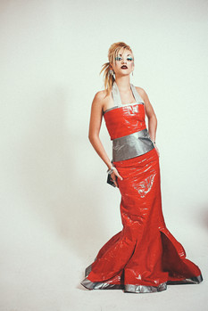 Duct tape dress.JPG