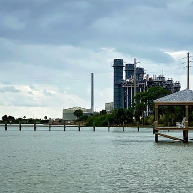Port St. John Power Plant