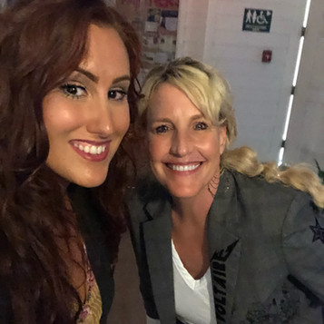 Erin Brockovich and Founder