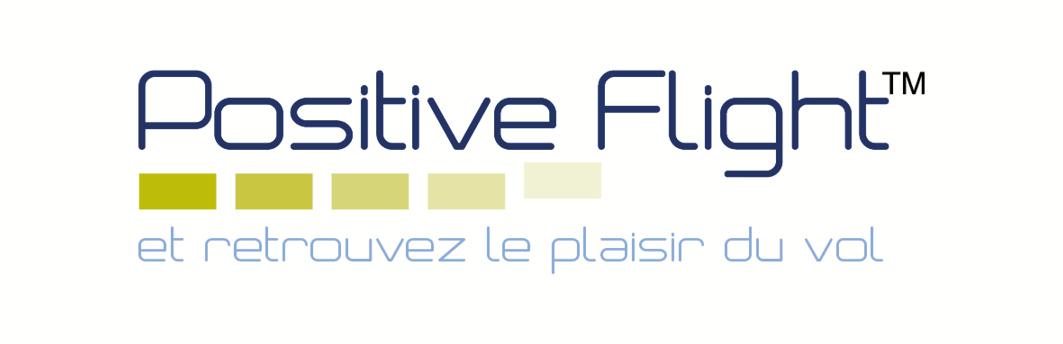 Positive Flight Logo