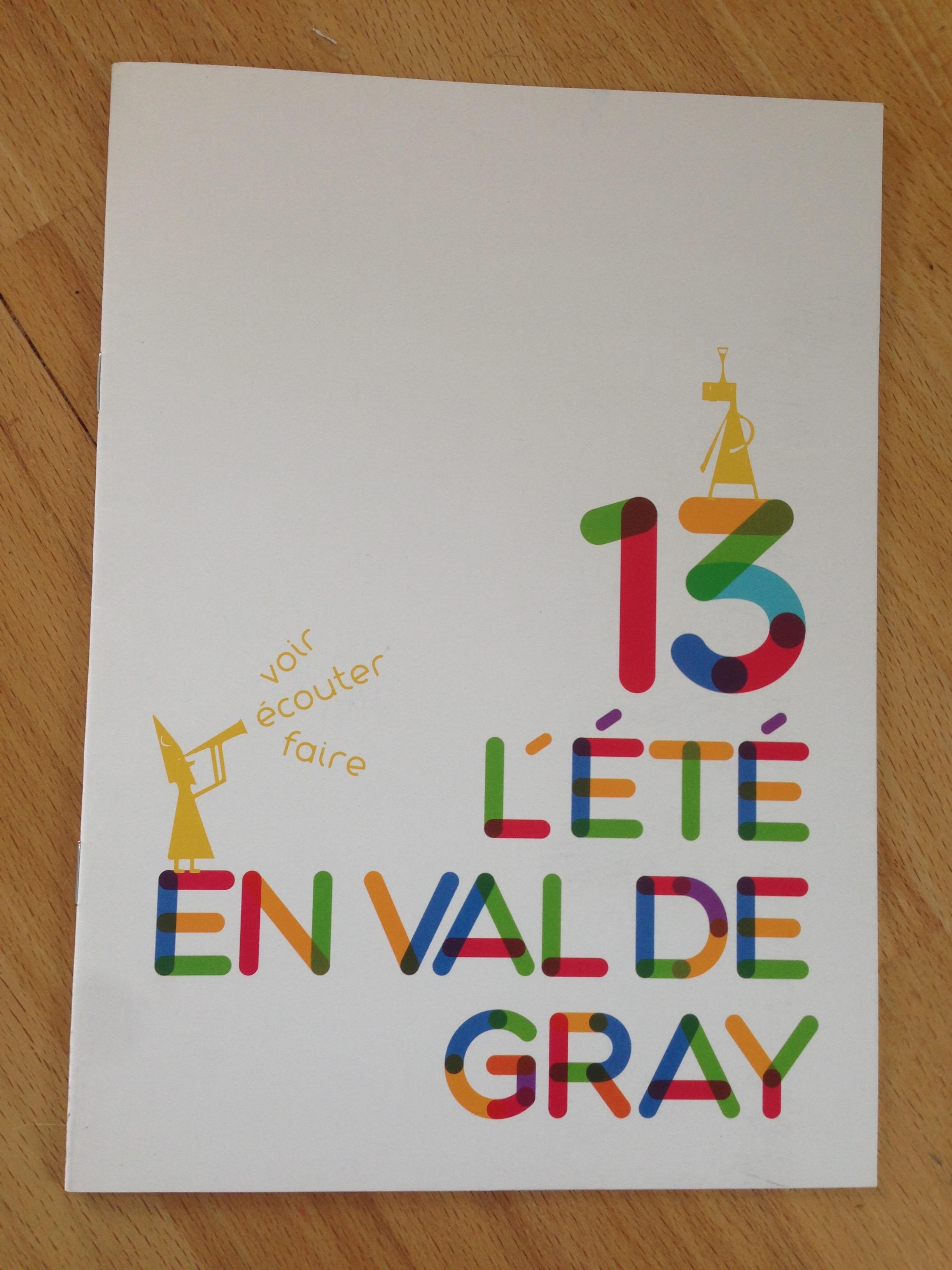 Val de Gray 2013