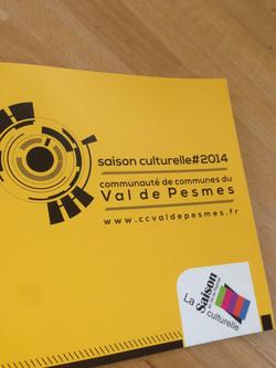 livret saison culturelle 2014