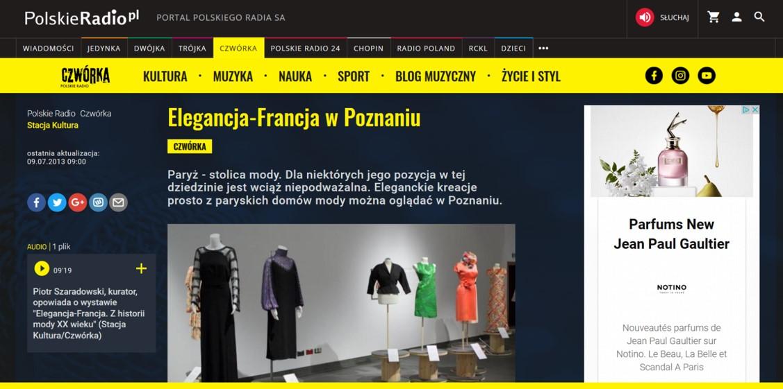 CZWÓRKA Polskie Radio IV
