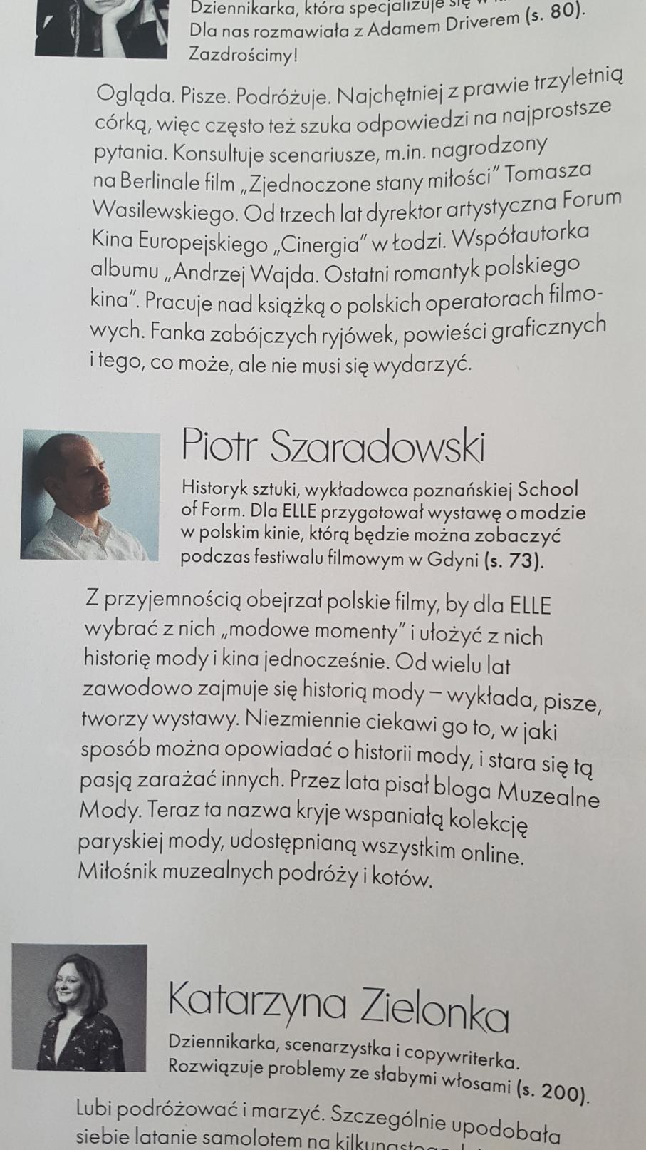 ELLE POLSKA