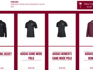 Loyola x Adidas Team Shop