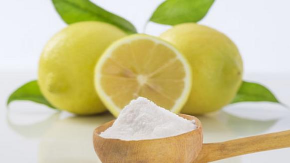 Lemon Juice and Baking Soda