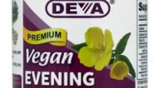 Evening Primrose Oil. 90 caps Deva Nutrition