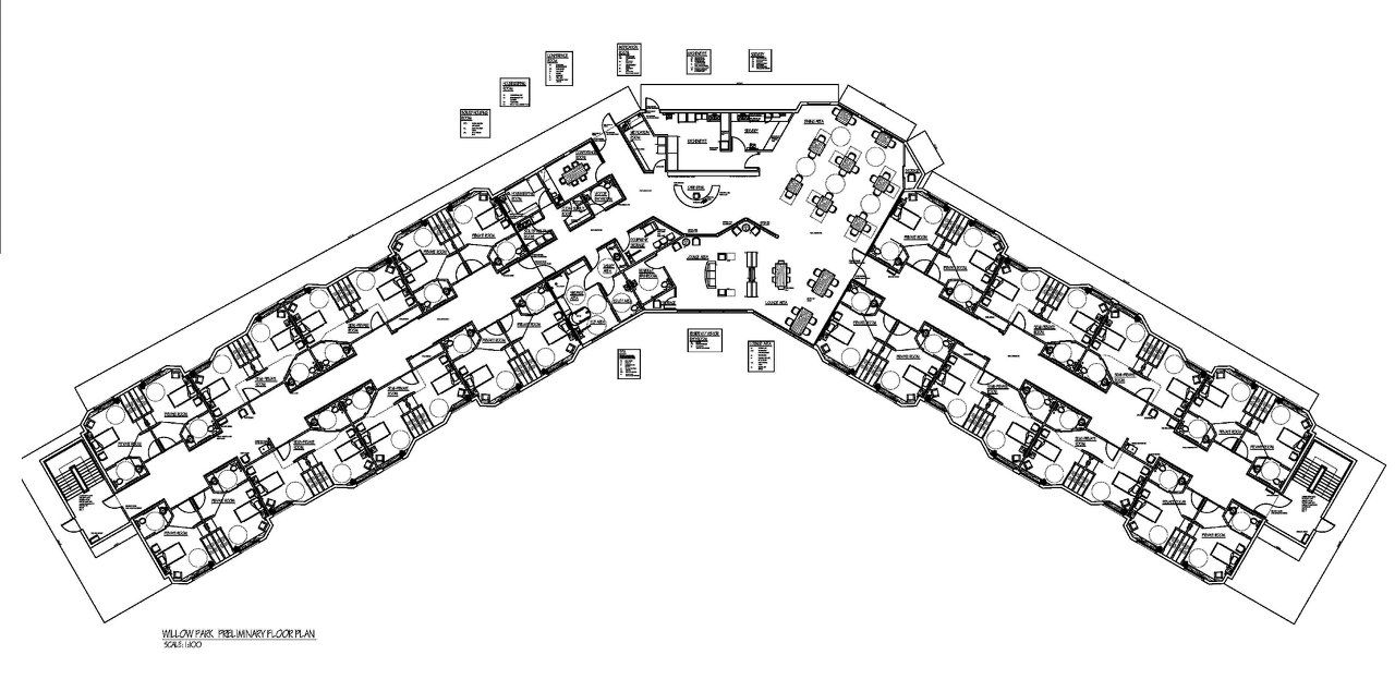 Floor plans nursing home Home design and style – Nursing Home Floor Plans