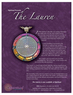 Ad for Jewelry Designed for Lauren