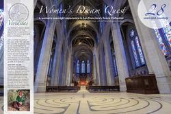 Women's Dream Quest Poster
