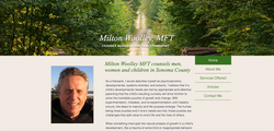 Milton Woolley Website