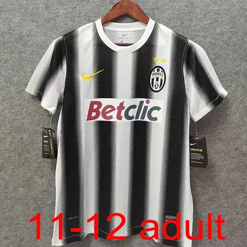 Juventus 2011/12 home jersey