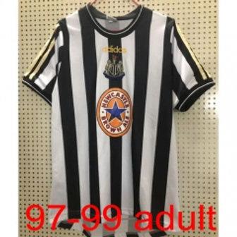 Newcastle 1997/99 jersey
