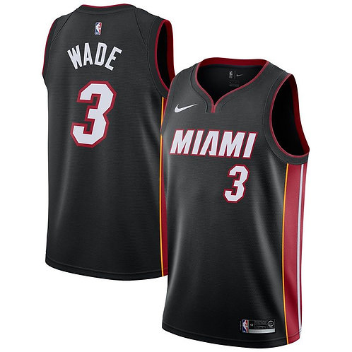 Miami Heat Wade #3 Icon Jersey