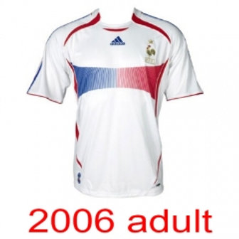 France 2006 world cup jersey