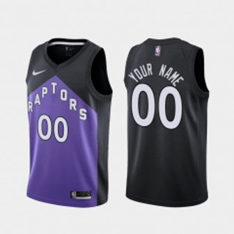 Toronto Raptors heatpressed Earned jersey