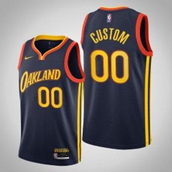 Golden State Warriors heatpressed City jersey