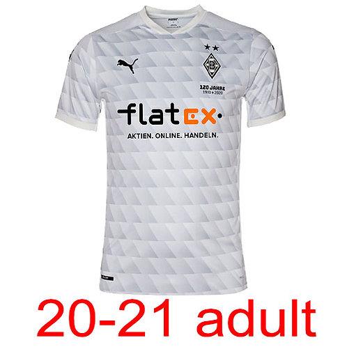 borussia mönchengladbach 2020/21 jersey