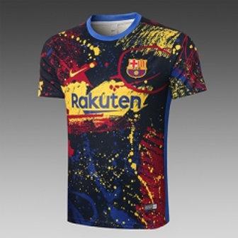 20/21 FC Barcelona pre-match shirt