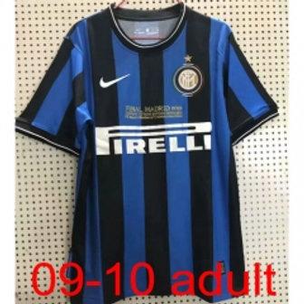 Inter Milan 2009/2010 jersey