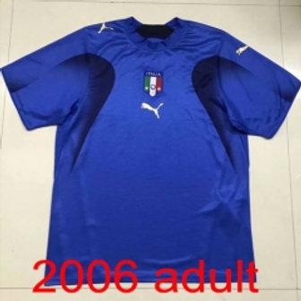 Italy 2006 jersey