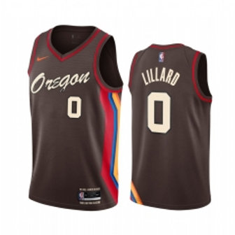 Portland heatpressed City jersey