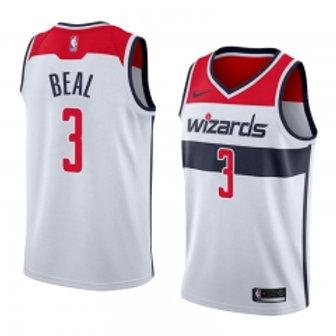 Washington Wizards heatpressed Association jersey