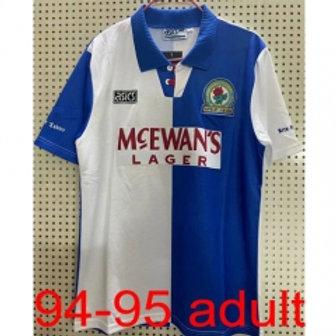 Blackburn 1994/95 jersey