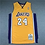 Thumbnail: Lakers 2006/2007 classic jersey (Yellow Bryant 24)