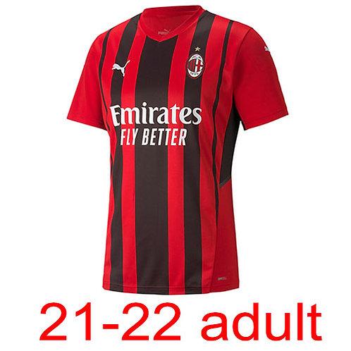 AC Milan 2021/22 jersey