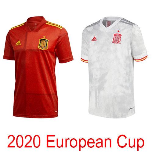 Spain Euro 2020 jersey