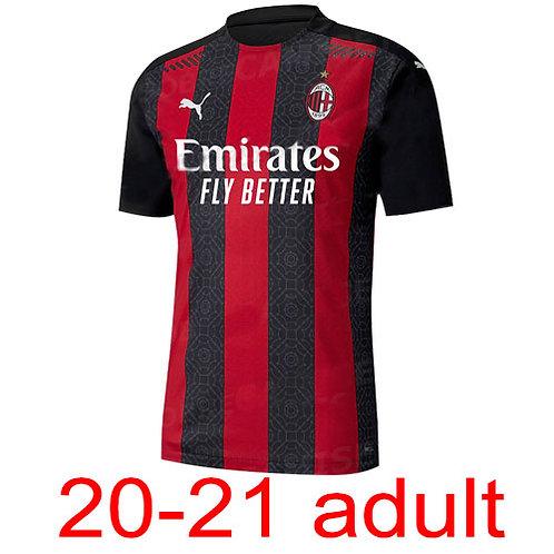 AC Milan 2020/21 jersey
