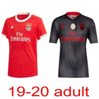 Benfica 2019/20 jerseys