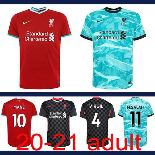 Liverpool jersey 2019/20