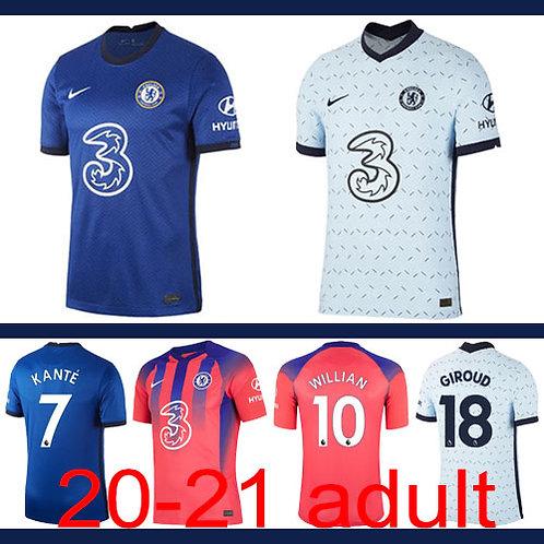 Chelsea 2020/21 jersey
