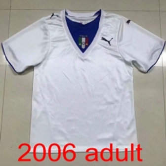 Italy 2006 away jersey