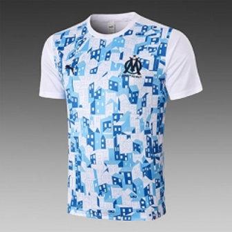20/21 Marseille pre-match jersey (white)