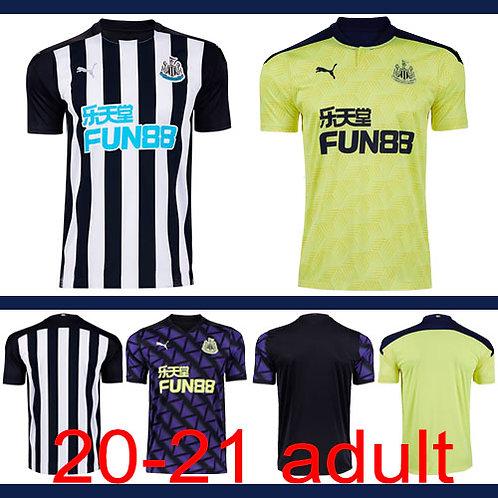Newcastle 2020/21 jersey