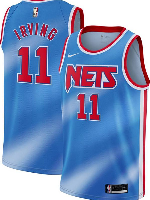 Brooklyn Nets Irving #11 city edition 2021