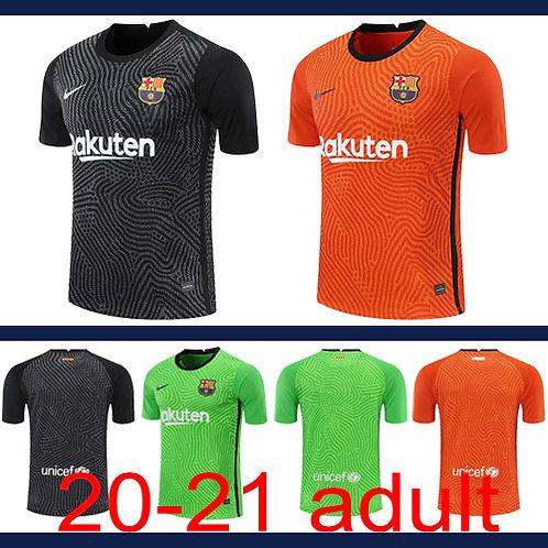Barcelona 2020/21 Goalkeeper Jersey