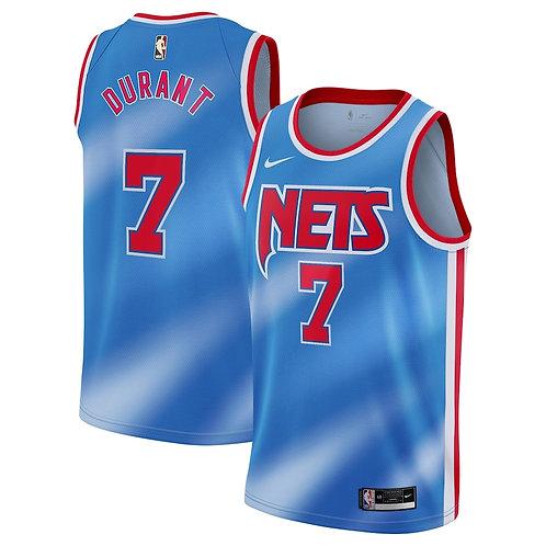 Brooklyn Nets Durant #7 city edition 2021