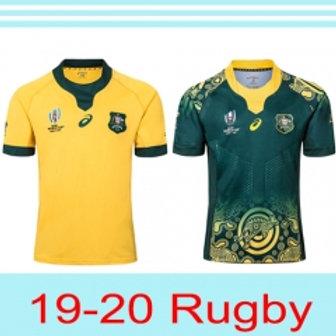 Australia RWC 2019 Jersey