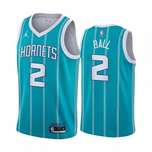 Charlotte Hornets Icon jersey Ball 2