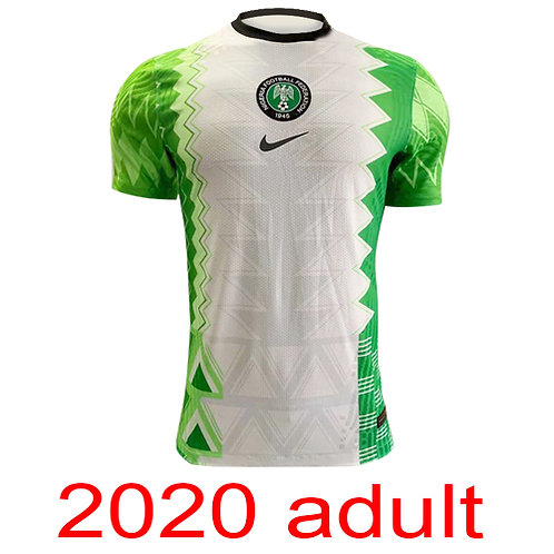 Nigeria 2020 jersey