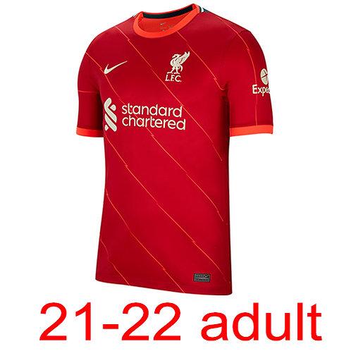 Liverpool 2021/22 jersey