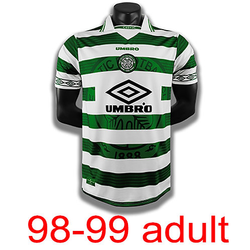 Celtic 1998/99 home jersey